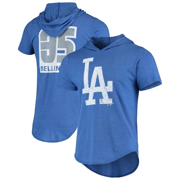 Men's Los Angeles Dodgers Cody Bellinger Majesti Jamal Adams jersey