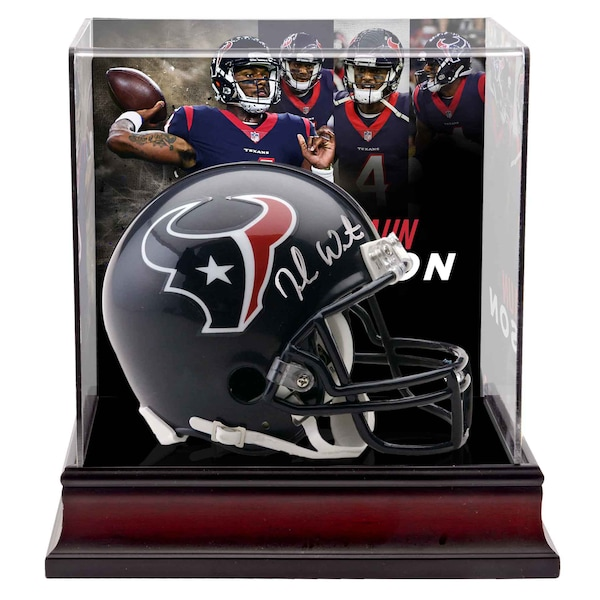 Autographed Houston Texans Deshaun Watson Fanati Derrick Henry jersey