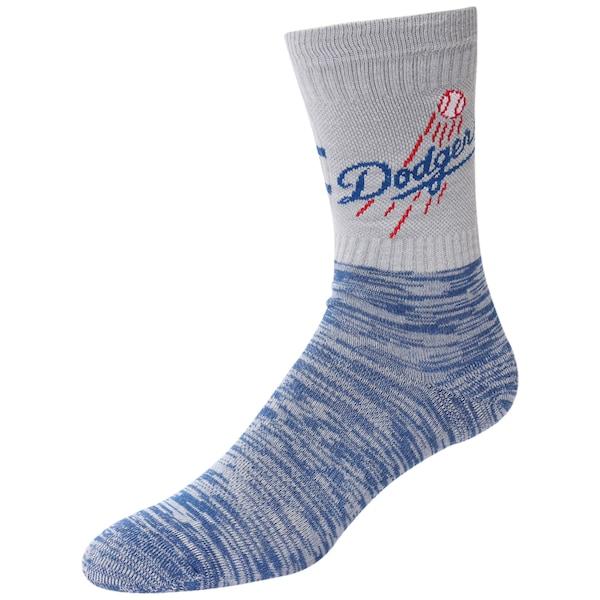 Men's Los Angeles Dodgers Block Crew Sock ajax soccer jersey