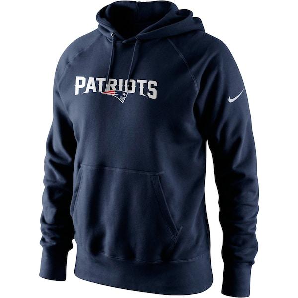 Men's New England Patriots Nike Navy Lockup Pullov Washington Capitals jerseys