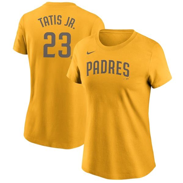 Women's San Diego Padres Fernando Tatís Jr. Ni Dante Fabbro jersey