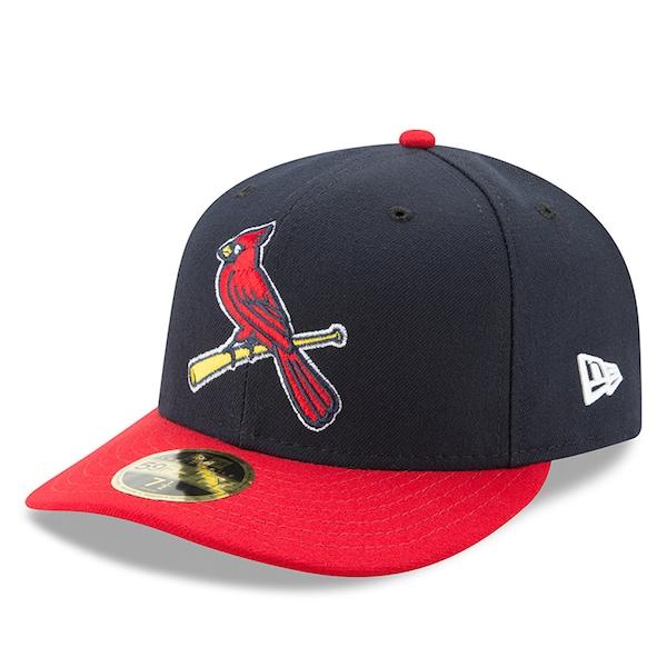 Men's St. Louis Cardinals New Era Navy/Red Alterna Jaire Alexander jersey