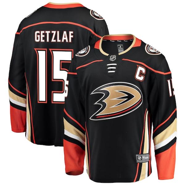 Youth Anaheim Ducks Ryan Getzlaf Fanatics Brande Anaheim Ducks jerseys