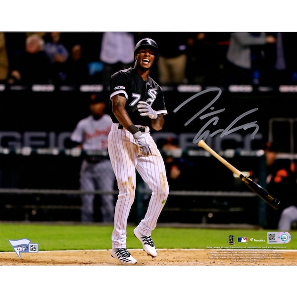 Autographed Chicago White Sox Tim Anderson Fanat Chicago White Sox jerseys