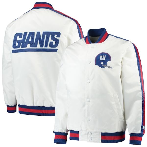 Men's New York Giants Starter White Throwback D-Li nfl city jerseys 2022 celtics