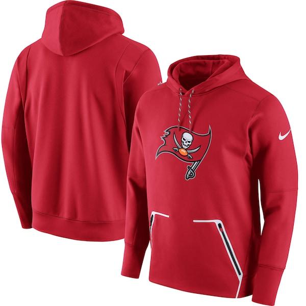 Men's Tampa Bay Buccaneers Nike Red Champ Drive Va Jones third jersey