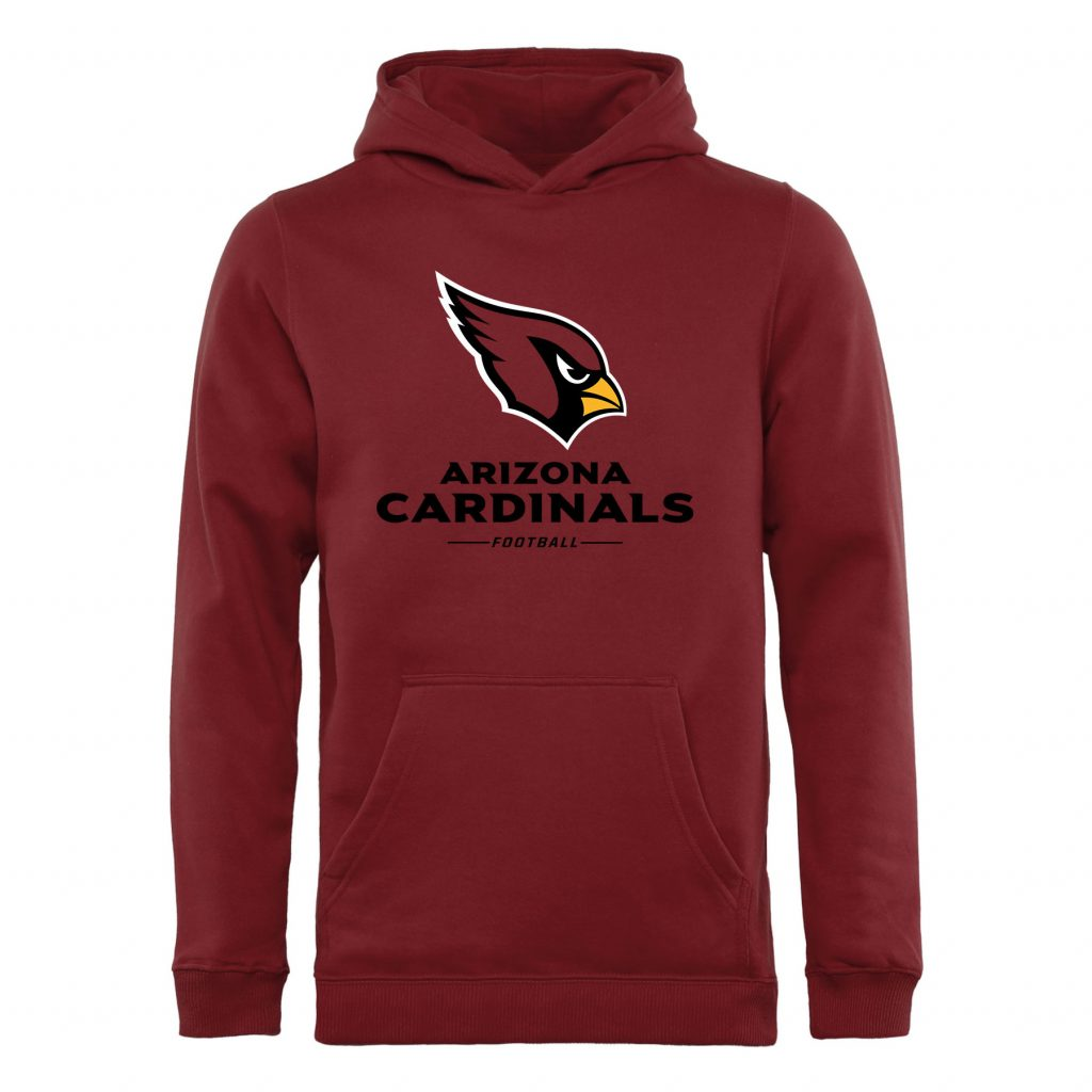 Youth NFL Pro Line Cardinal Arizona Cardinals Team DeAndre Hopkins jersey women