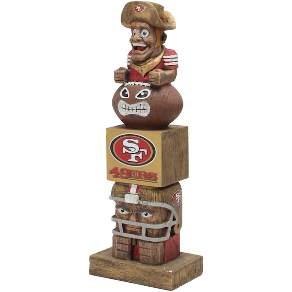 San Francisco 49ers Tiki Totem mlb 2k19 best jerseys