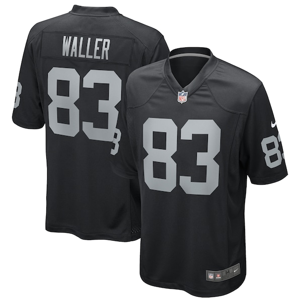 Men's Las Vegas Raiders Darren Waller Nike Black nfl jersey store near me