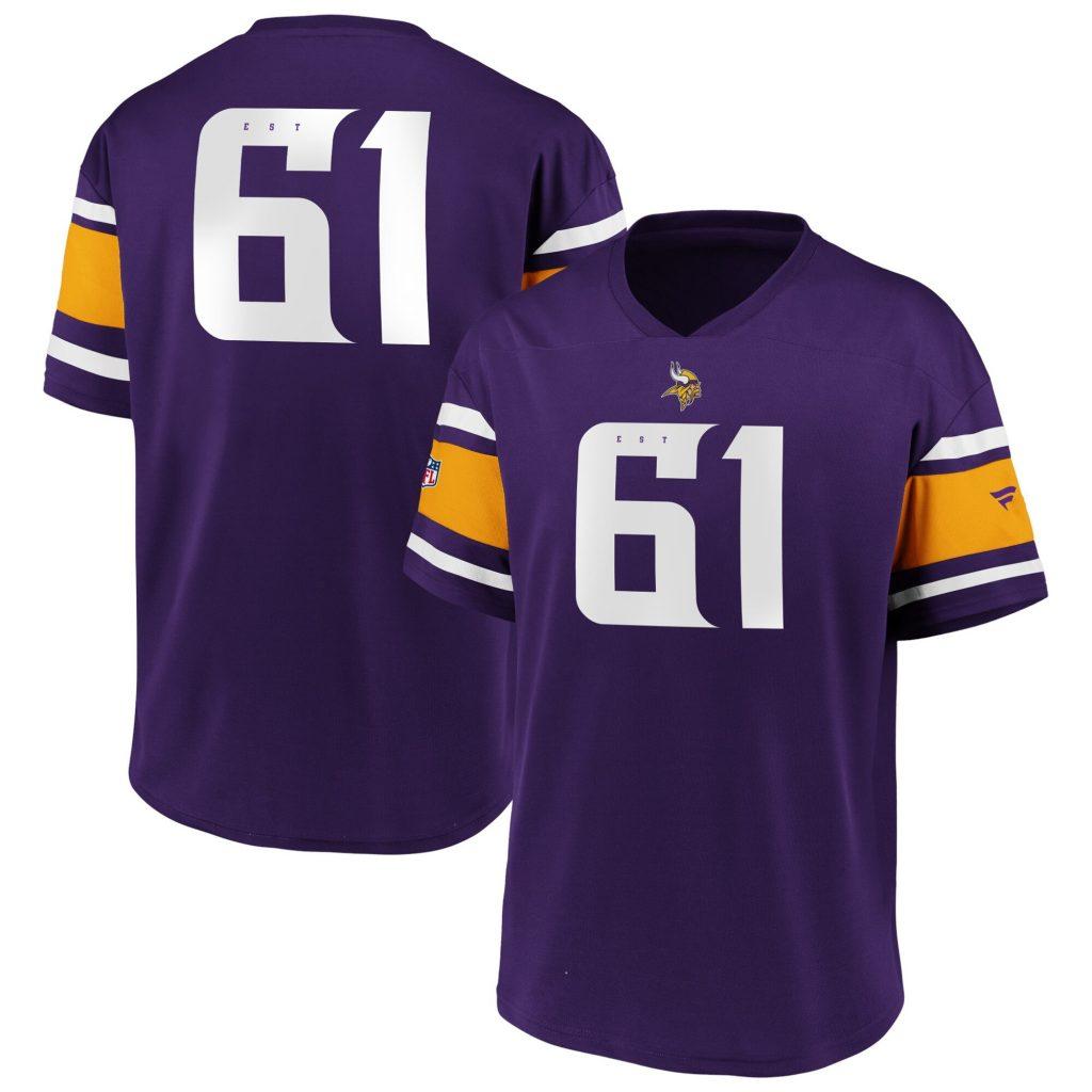 Minnesota Vikings Franchise Poly Mesh Jersey - Pur cheap nfl jerseys uk lottery