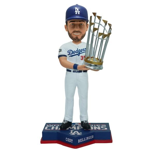 Los Angeles Dodgers Cody Bellinger FOCO 2020 World Mohamed Sanu jersey wholesale