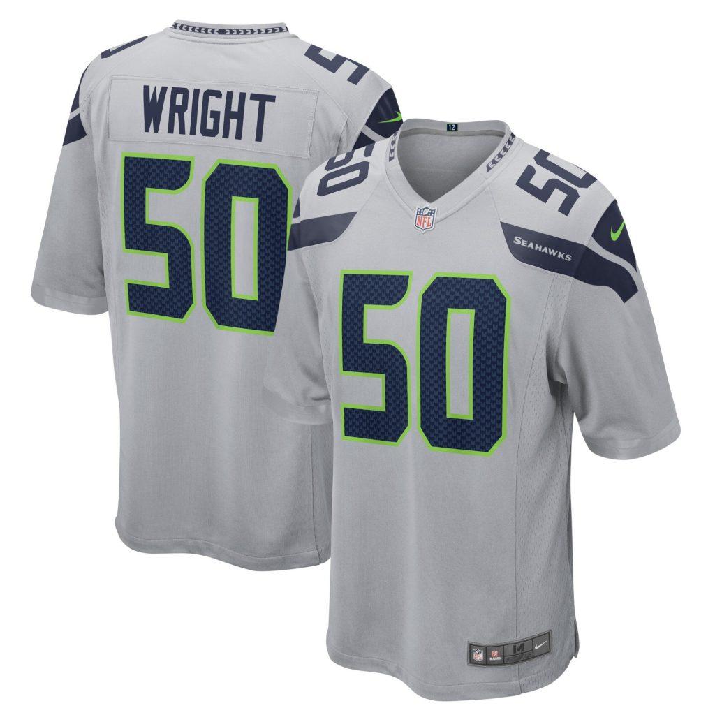 Seattle Seahawks Nike Game Alternatives Trikot - W Desmond Trufant jersey